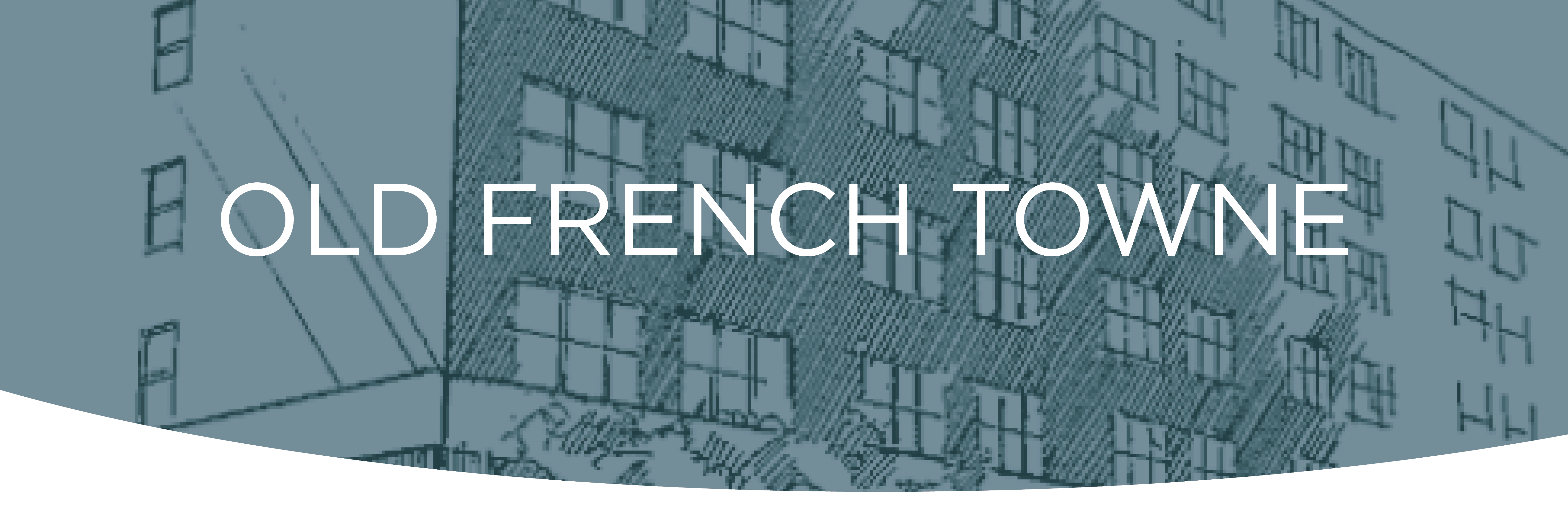 old french towne header